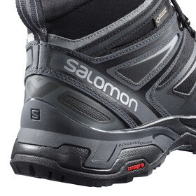 Salomon X Ultra 3 Mid GTX Shoes Men Black/India Ink/Monument